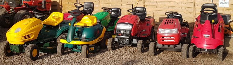What is the best ride on mower (for me)